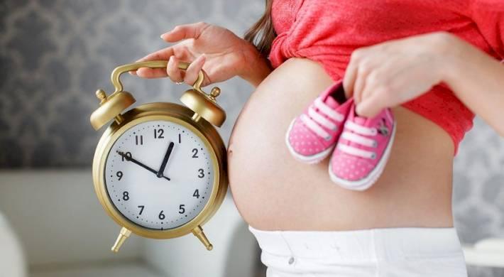 Когда уходит беременная женщина в декрет 37