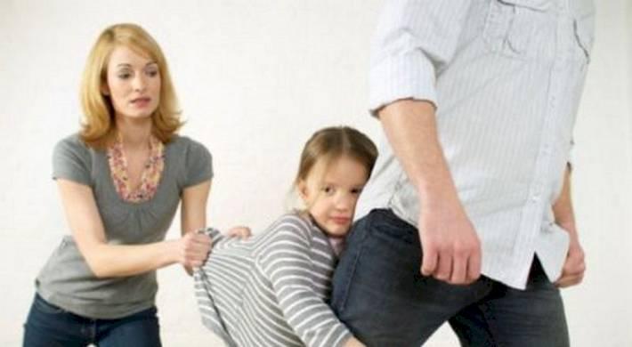 Как развестись при наличии ребенка